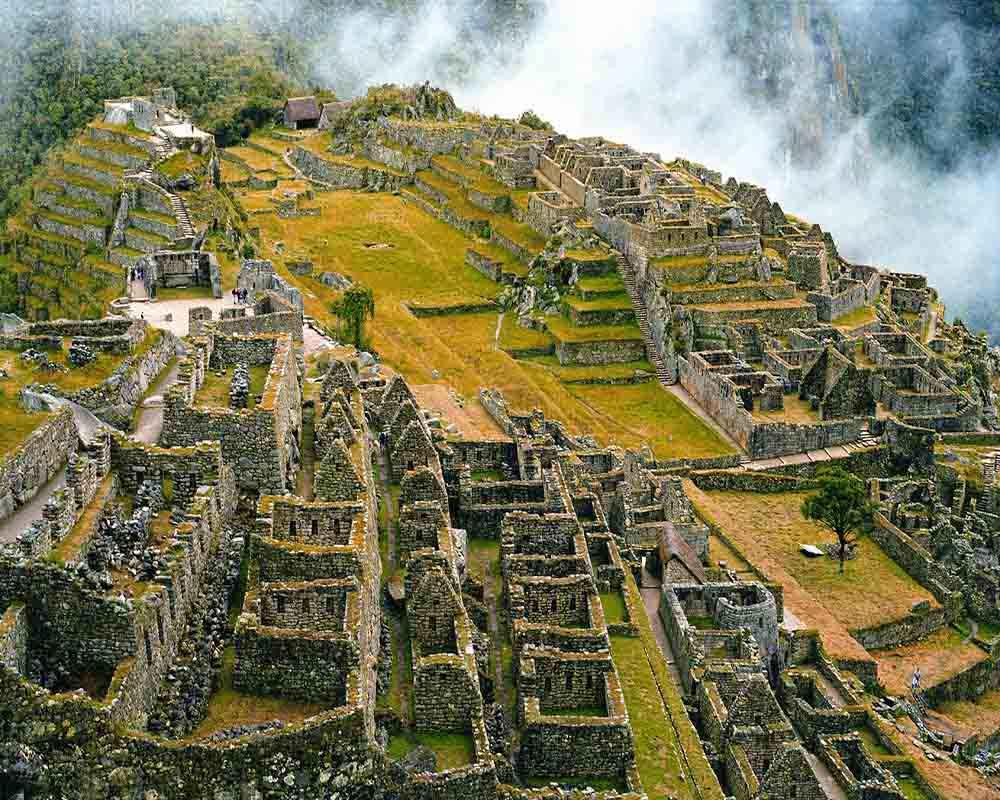 The Peru Ruins