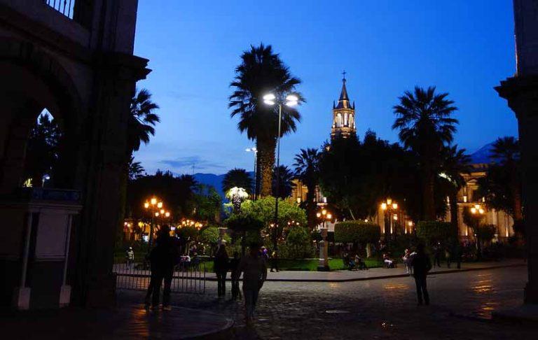 Take a Tour of the City | Peru