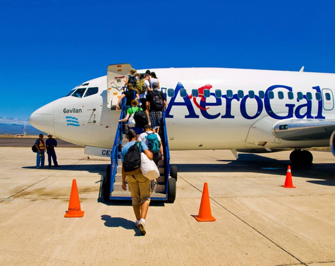 Baltra airport| Galapagos