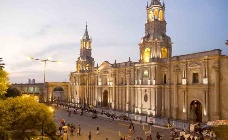 Explore the Basilica Cathedral | Peru