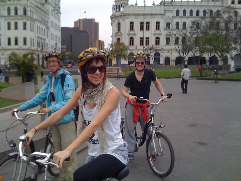 Tours Lima on Bike   Peru