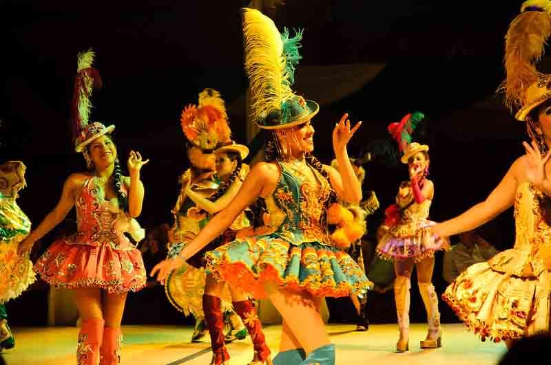 Visit the Brisas del Titicaca ballet   Peru