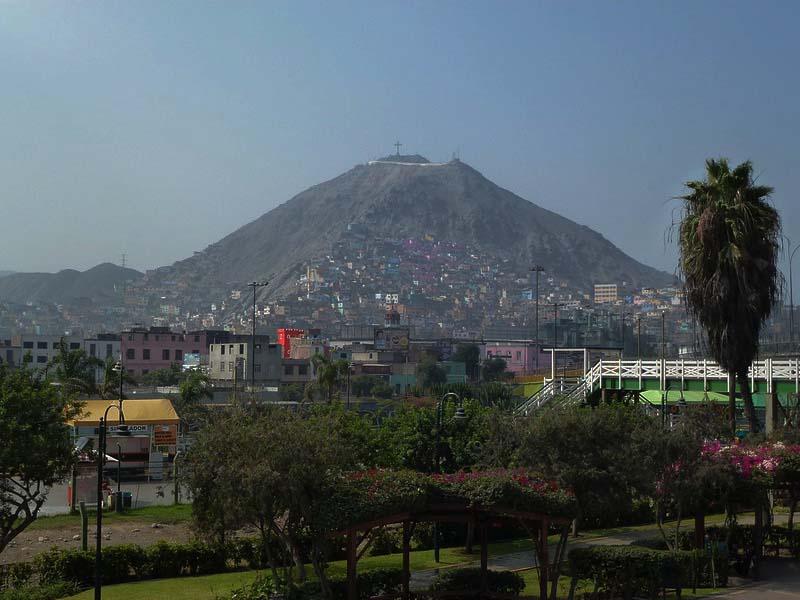 Visit the Cityscape from Cerro San Cristobal   Peru