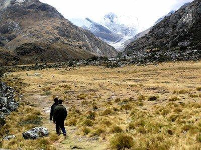 Hike in Huaraz