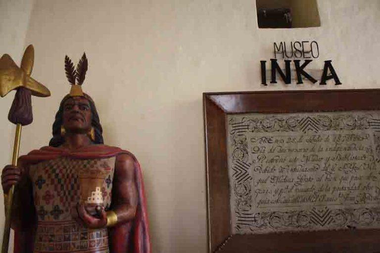 Explore the Inca Museum   Peru