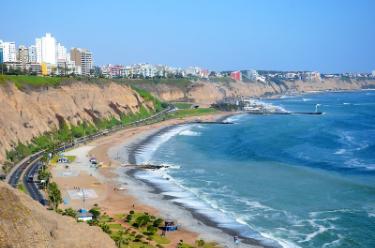 Spend a Day at the Beach   Peru