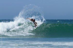 Surf at Mancora