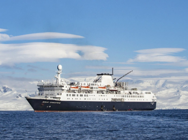 Ocean Endeavour | South America Travel