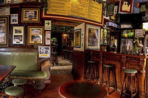 Have a Drink at Paddy's Irish Pub   Peru