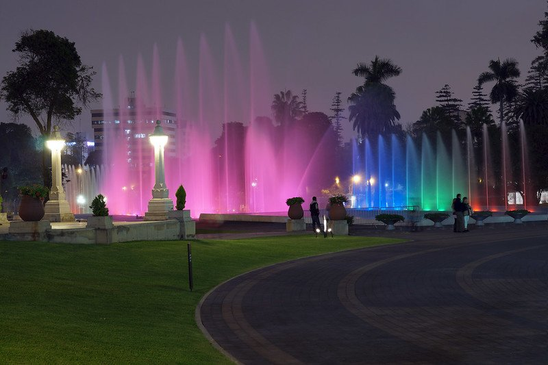 Visit One of Lima's Parks   Peru