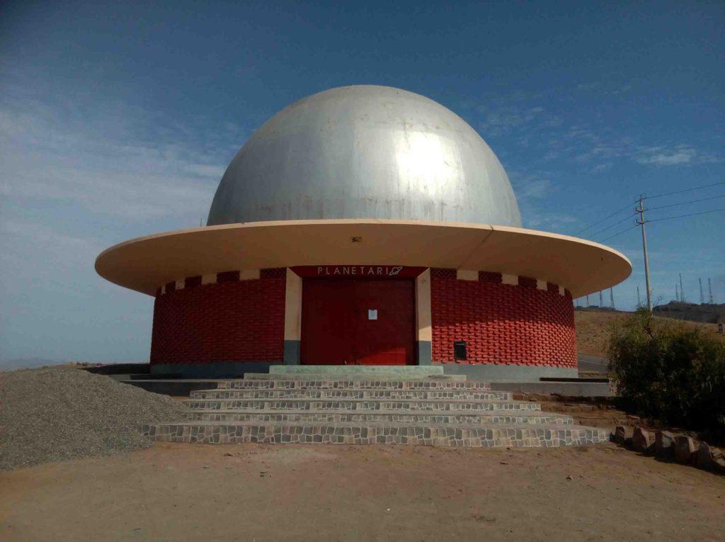 Visit the Museo Planetario y Observatorio del Morro Solar   Peru