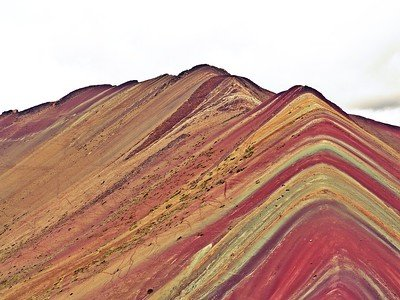 Visit Rainbow Mountain