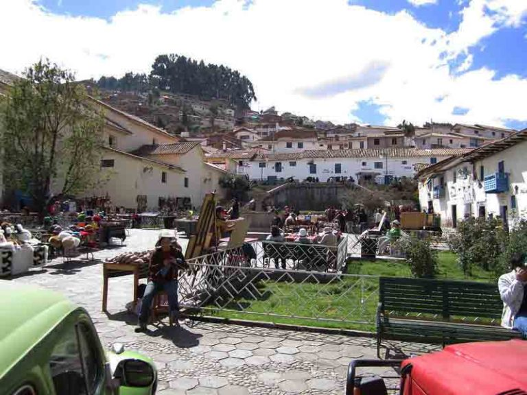 Visit San Blas   Peru