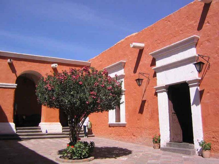 Take in the Sights at Santa Catalina Monastery | Peru
