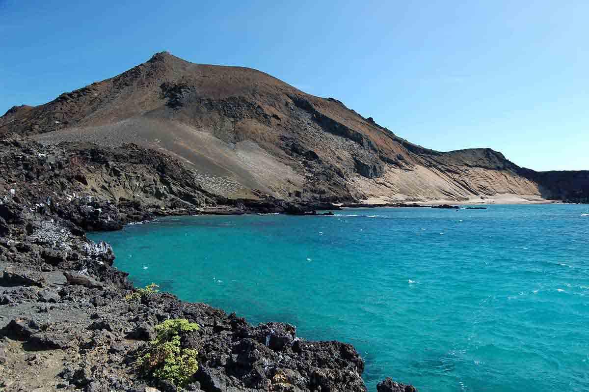 Sullivan Bay | Santiago island