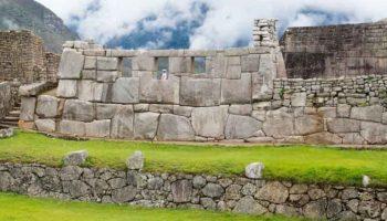 Temple of the Ten Windows   Peru