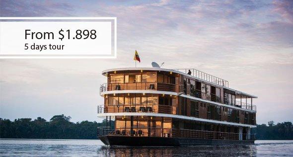 Amazon River Cruise | Galapagos | Peru | Patagonia