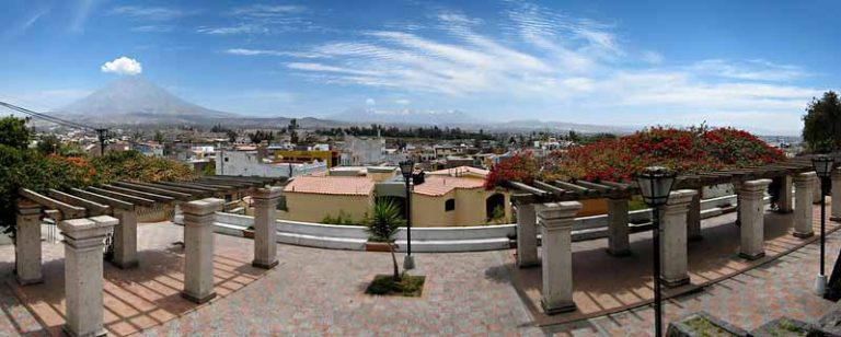 Visit the Yanahuara District | Peru