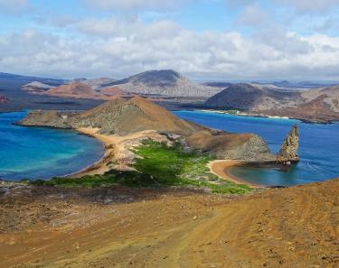 Bartolome I Galapagos