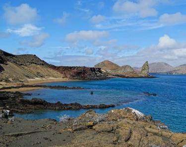 Bartolome Island I Galapagos
