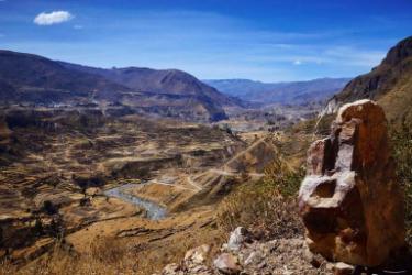 Explore the Colca Canyon | Peru