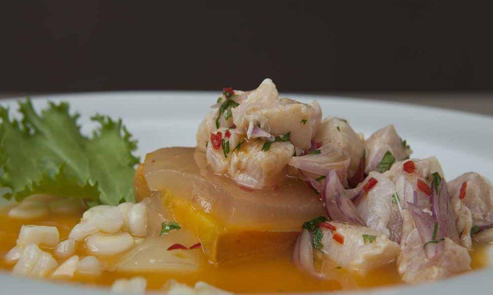 Experience an Authentic Peruvian Dish   Peru