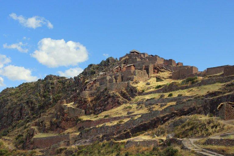 Visit the Pisac Ruins   Peru