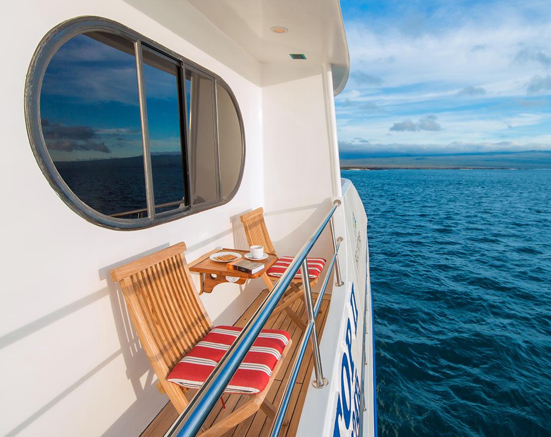 Tip Top II    Galapagos Cruises