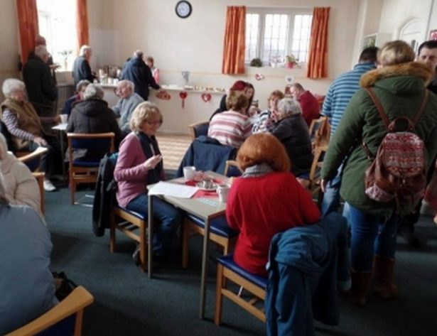 Coffee Morning at St Wilfrid's