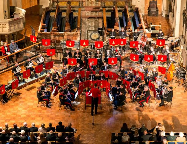 Royal Marines School of Music Concert
