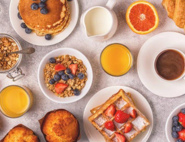 A Light Breakfast