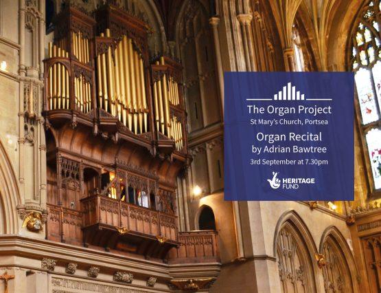 Organ Recital at St Mary's