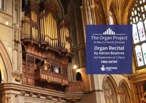 Organ Projects Recital September 2020