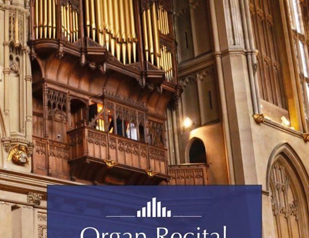 Organ Project Recital David Oldfield