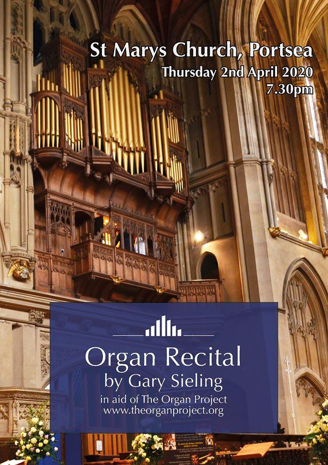 Organ Project - Gary Sieling Recital