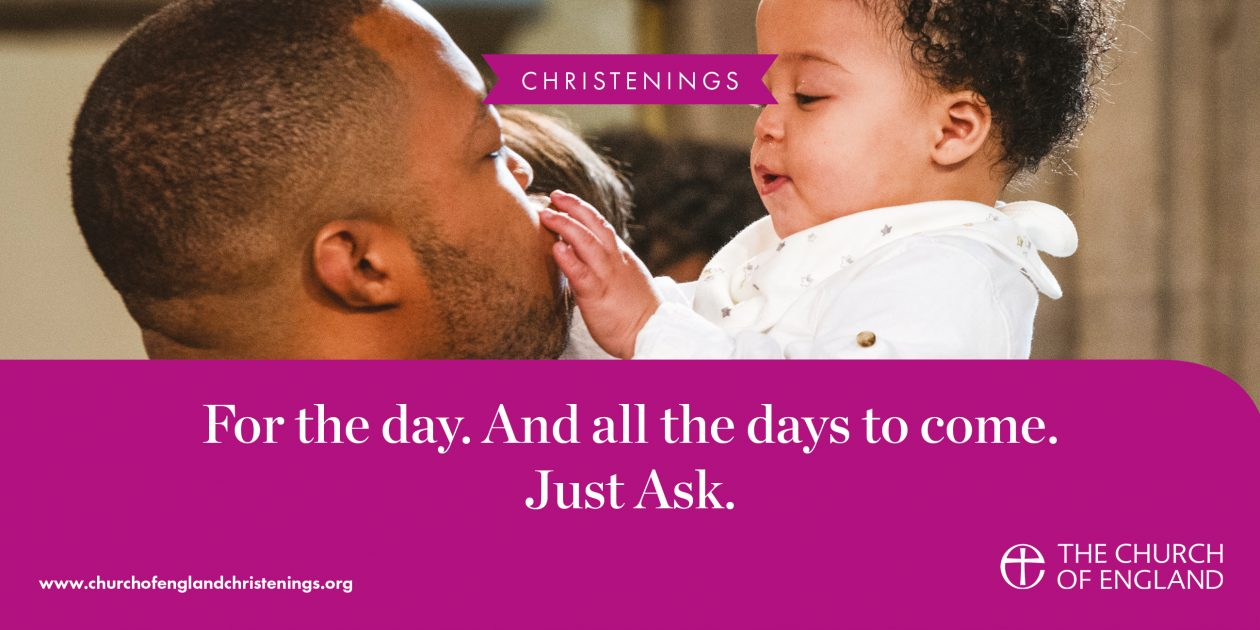Christenings - Just Ask