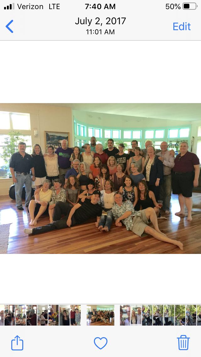 40th Senior Seminar Reunion