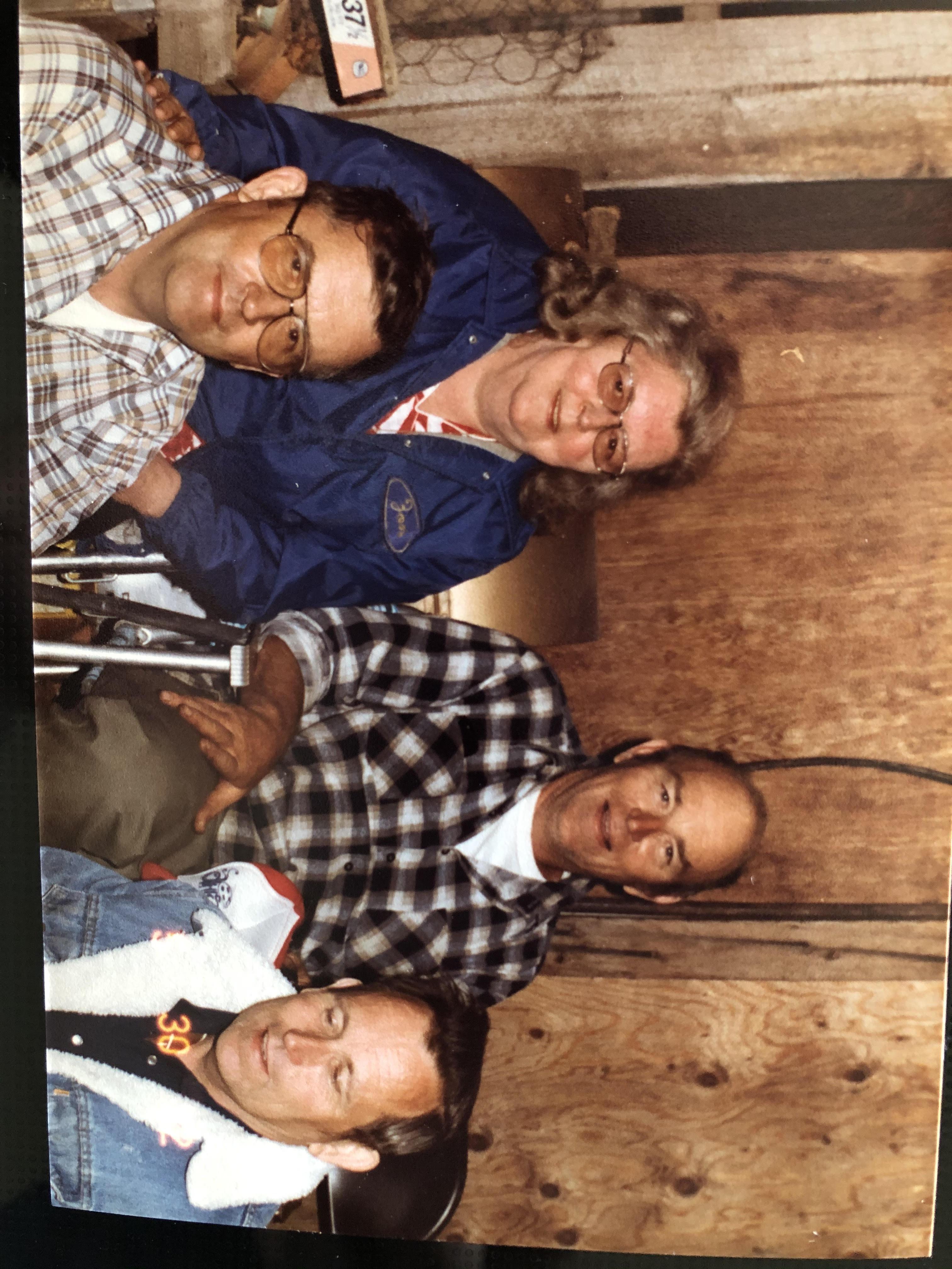 Denell, Zona, Rey & Neil Zander