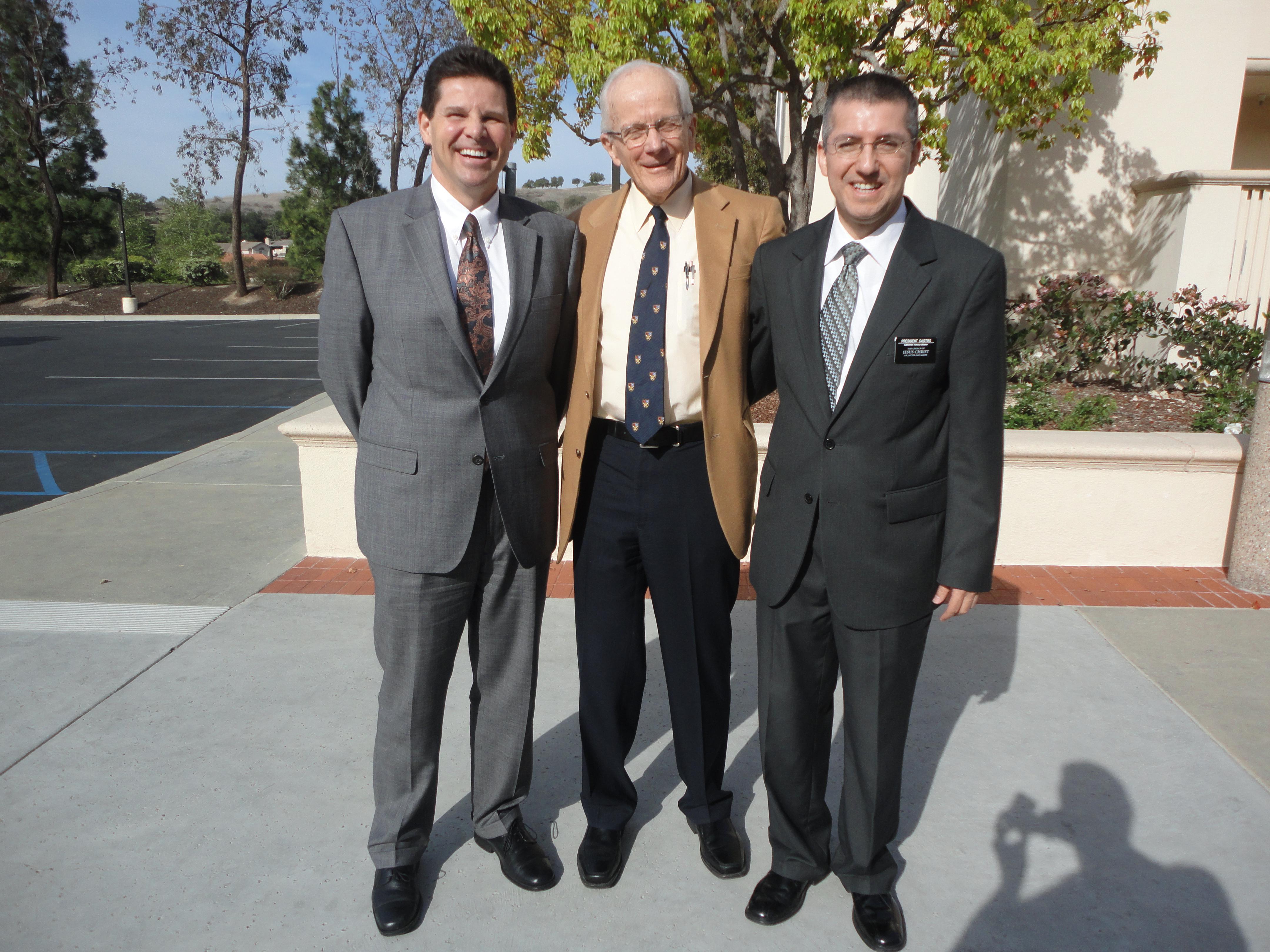 Boyd Tingey, Toby Pingree, Fernando Castro