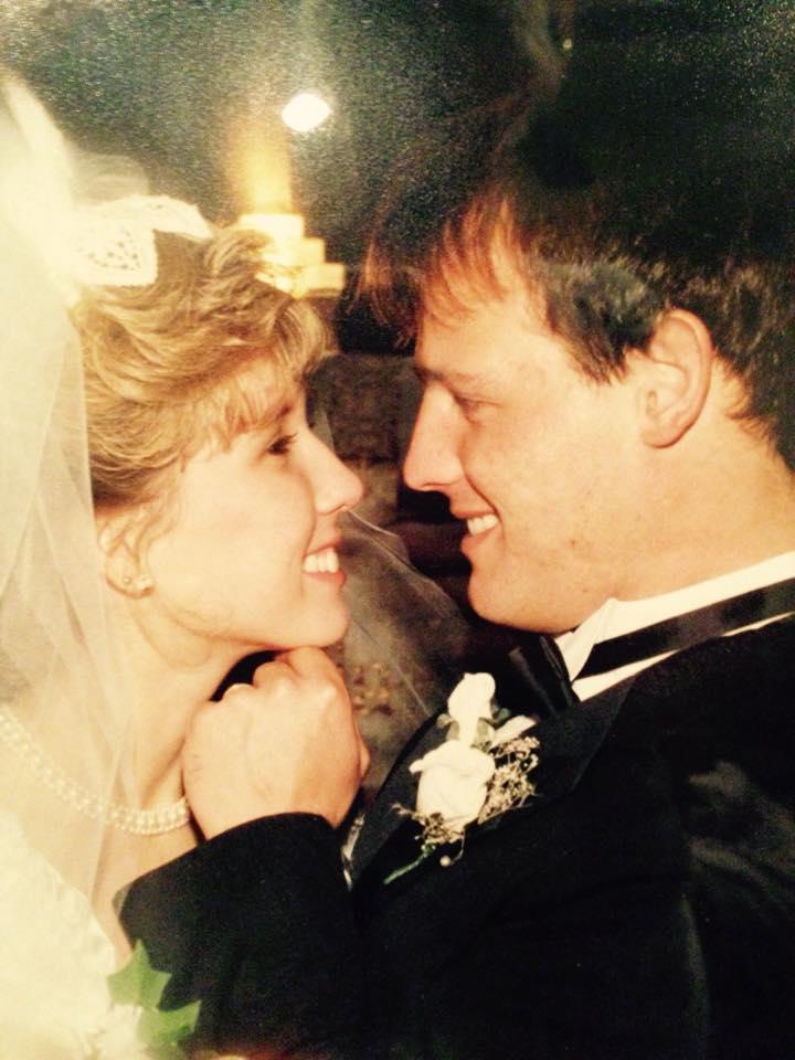 Mark & Tobie get married