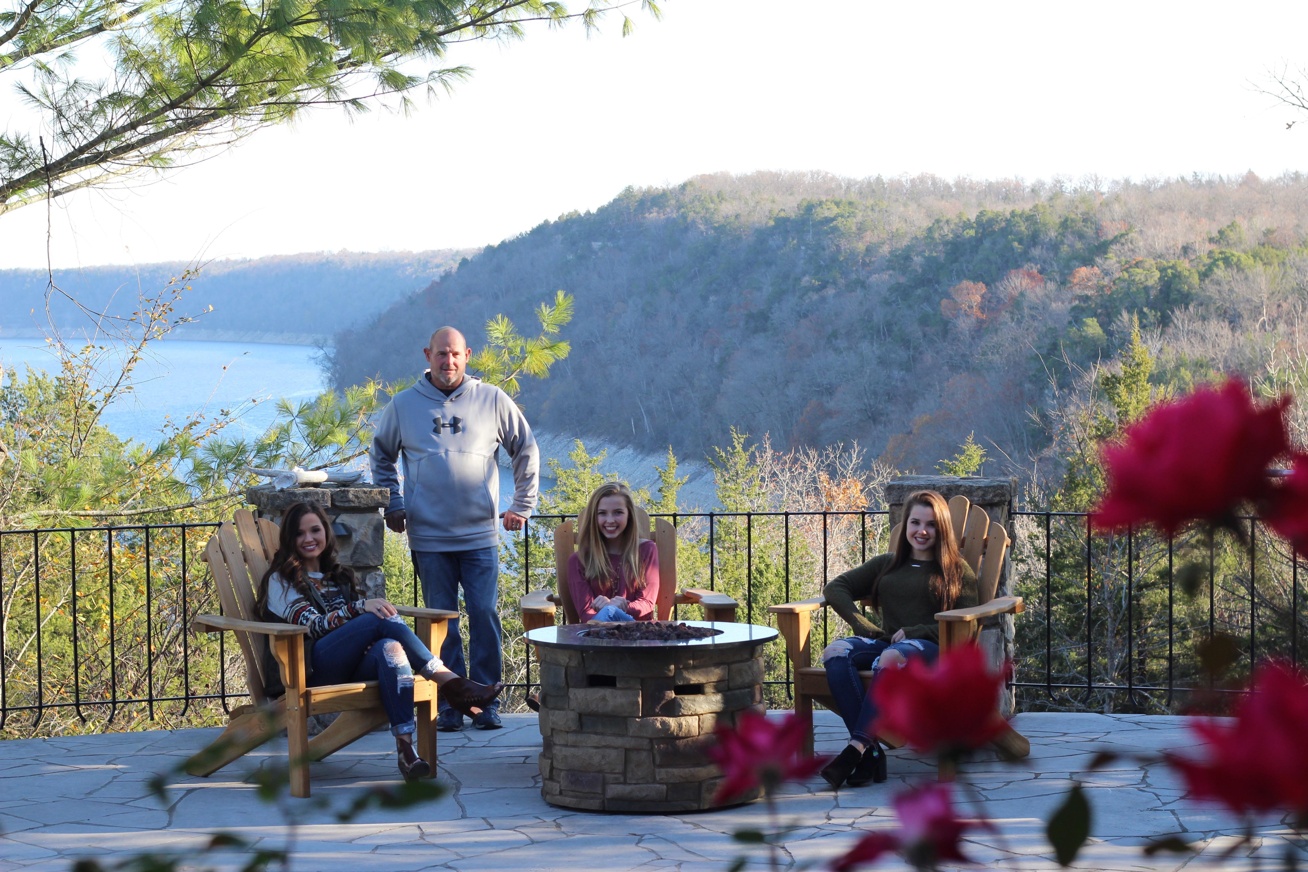 Annual Cattarin family trip
