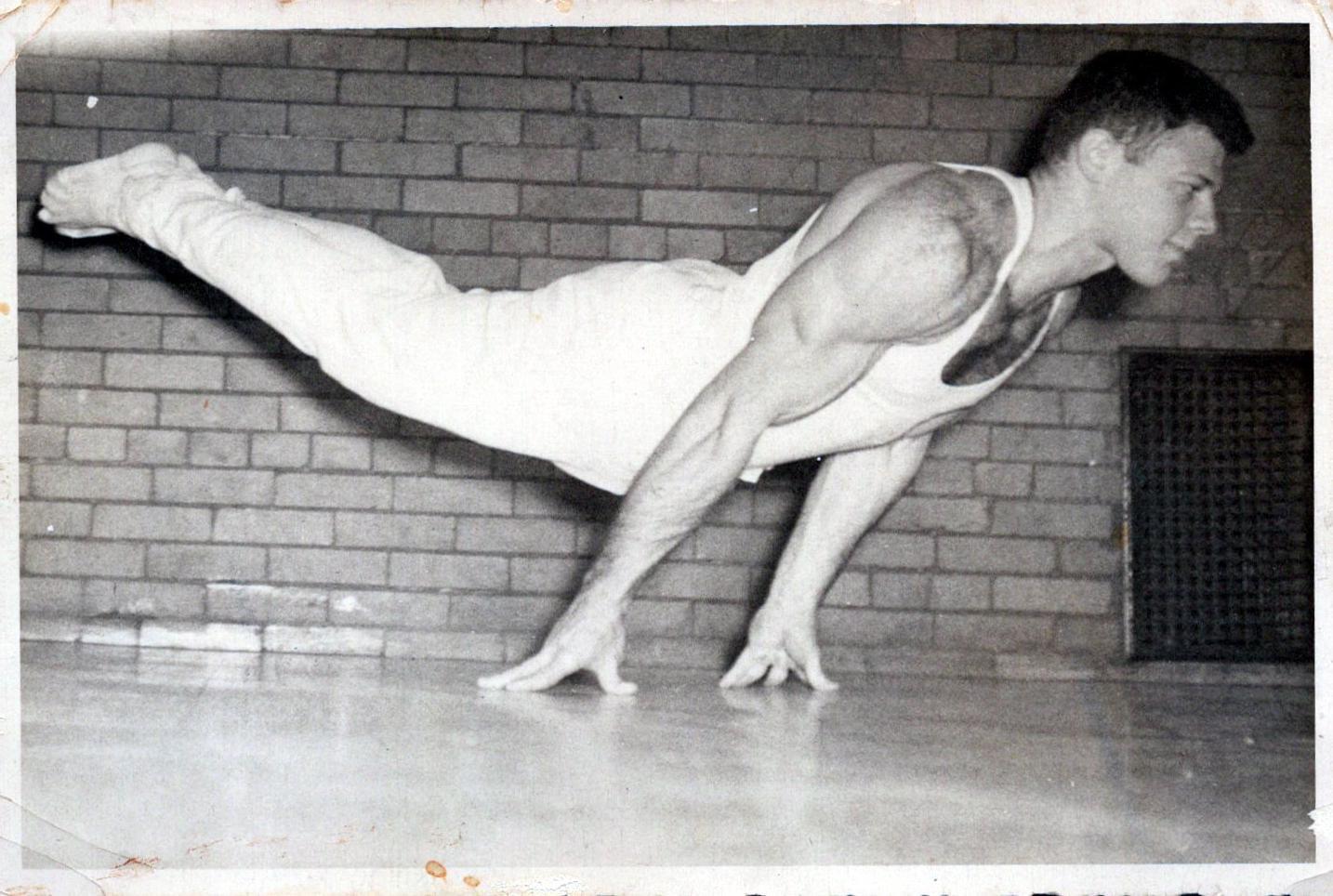 RVK--a gymnast