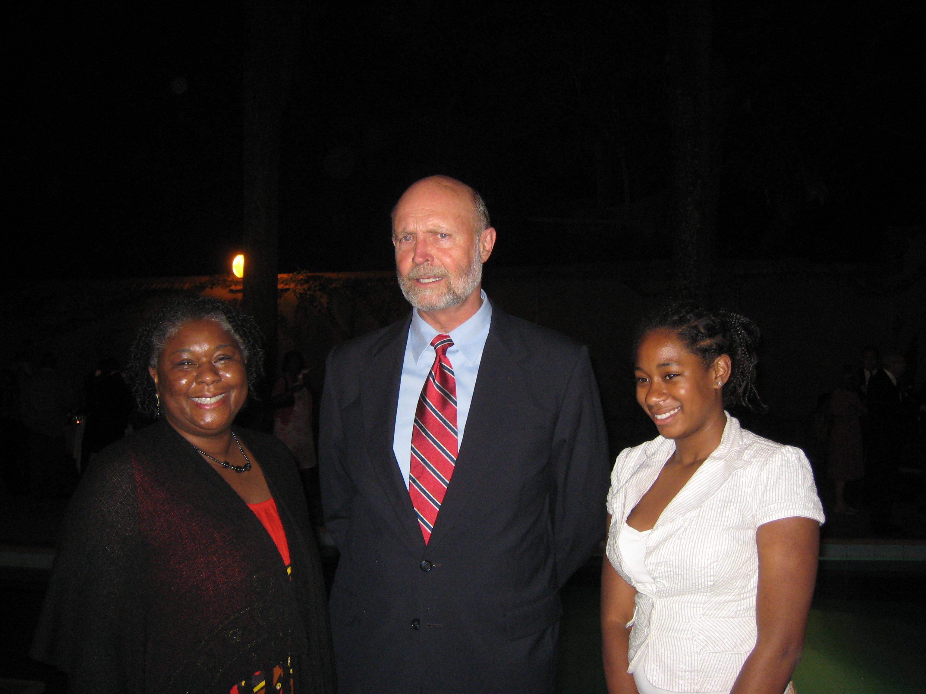 CIMPAD Conference US Ambassad…