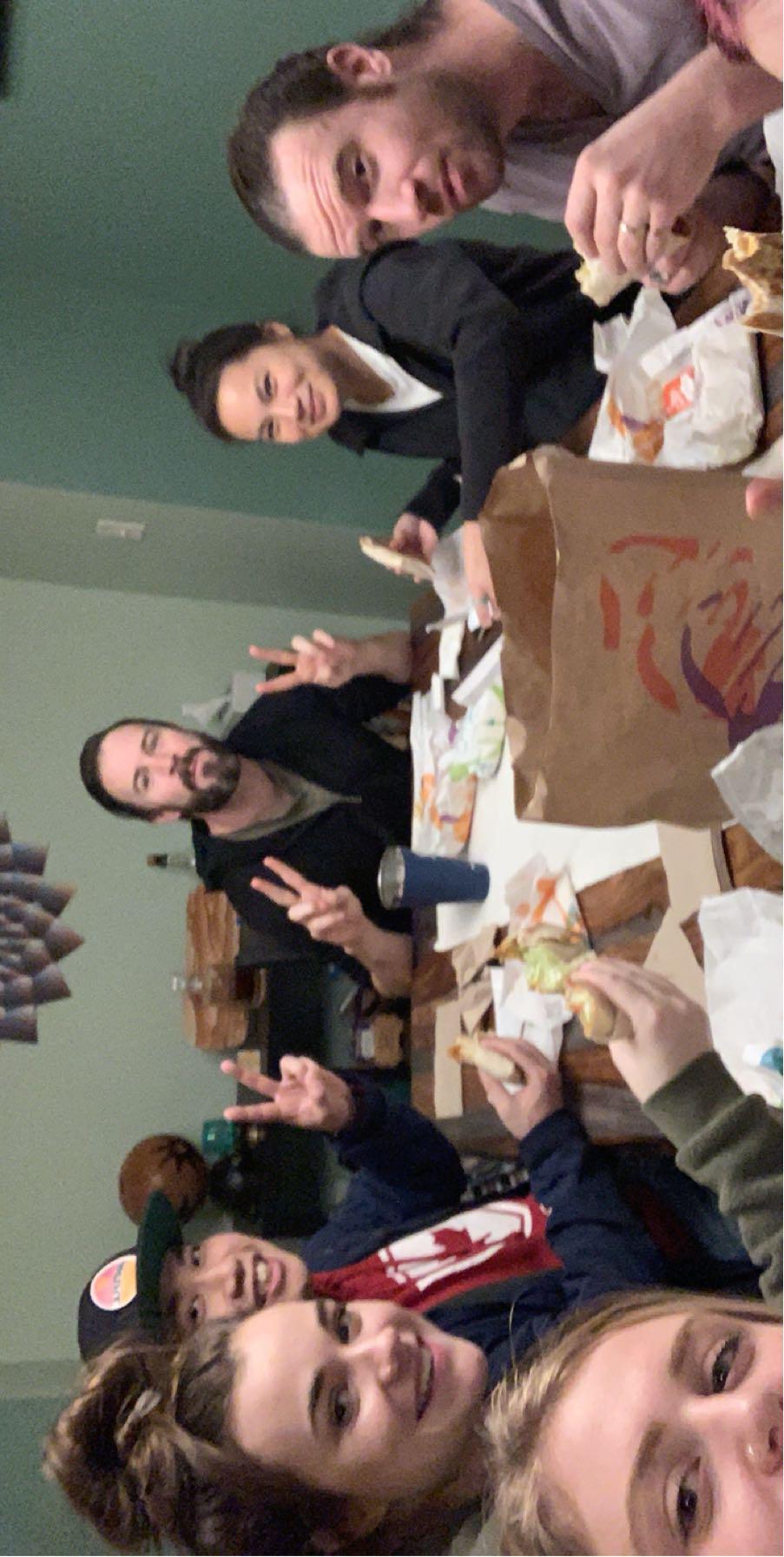 Taco Bell Feast!