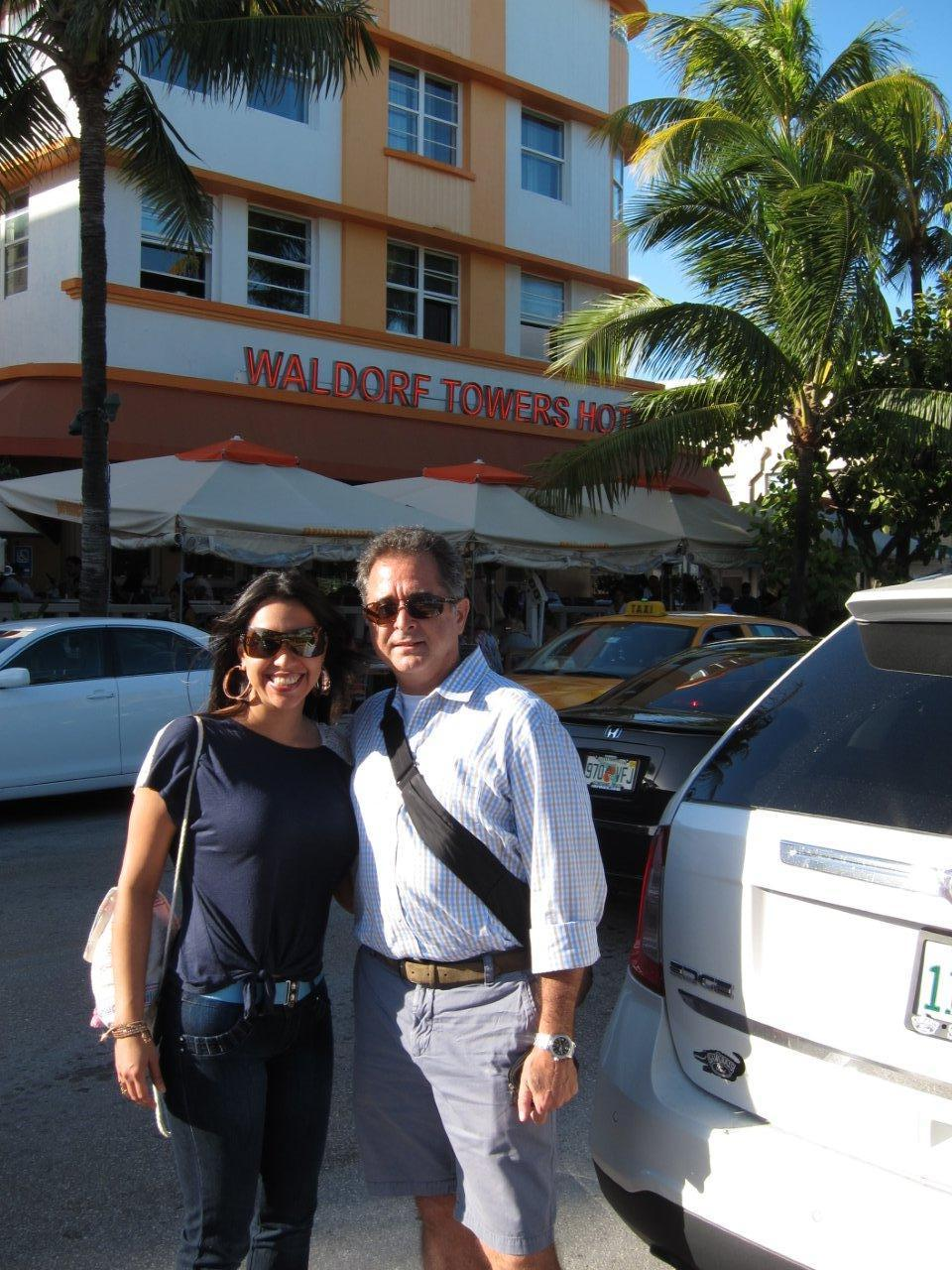 Sightseeing Miami City
