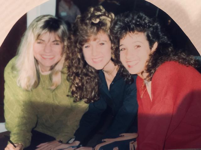 Gina, Aimee Giro, Coffae - Gina's smile!!!