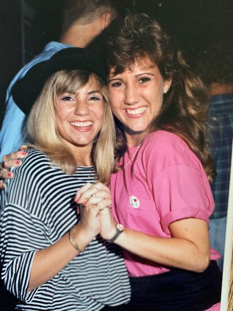 Lori & Gina Kappa Delta Fall Rush