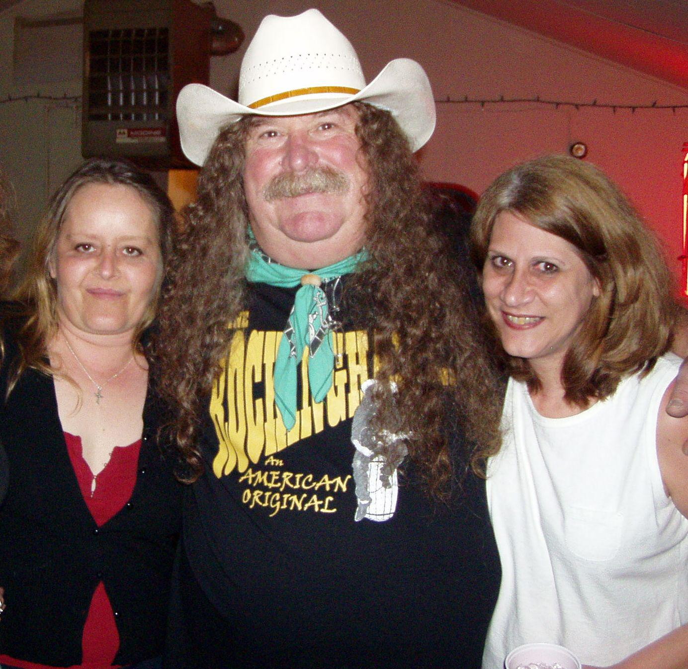"w/Barbara Plyler & ""Rockingham"" Wayne Brown (RIP)"