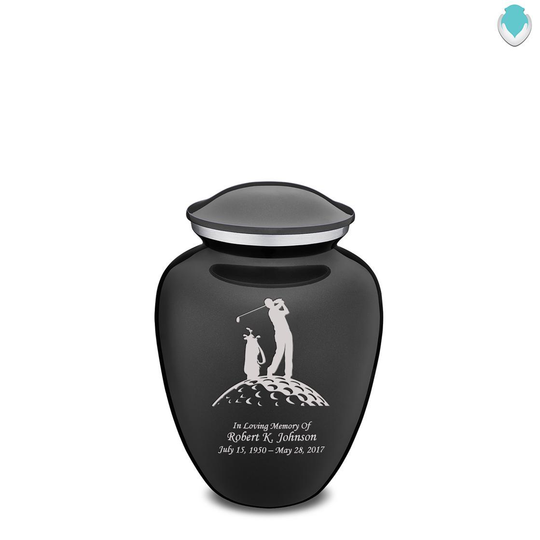 Photo of Medium Embrace Golf Cremation Urn