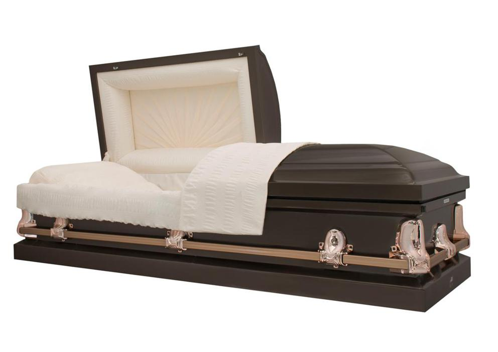 Photo of Titan Orion Series | Bronze Steel Casket